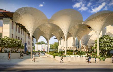 New Blanton Museum Coming 2022